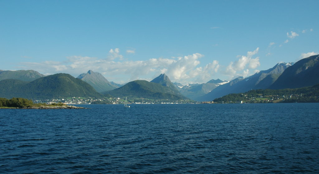 Vakantie naar Noorwegen