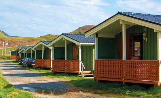 Campinghut Noorwegen