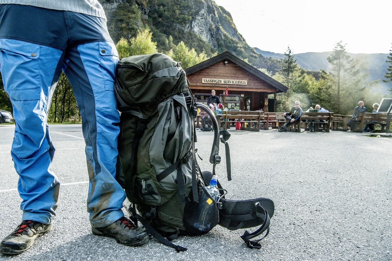 Een goede rugzak is onmisbaar als je erop uit gaat in de Noorse natuur - Fotocredit: Thomas Rasmus Skaug / Visitnorway.com
